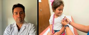 Is It Important To Apply the Vaccine? Responds the Pediatrician Carlos Chacón