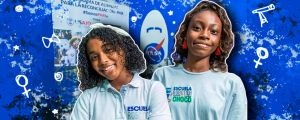 The two Colombians that will visit Nasa this year