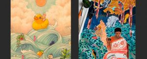 Artists On Instagram You'll Want To Follow