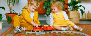 How Has the Relationship Between Toys, Games, and Gender Roles Changed?