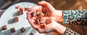 The Irresistible Seducer of the Senses Impossible To Avoid, Chocolate
