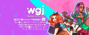 WOMEN GAME JAM 2020 is coming