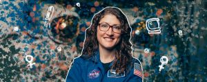 Christina Koch: new record for women on space