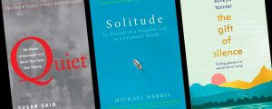 5 Books To Reflect on the Importance of Silence