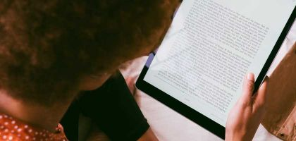 Digital Books: In the 5th Ranking During the Pandemic