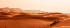 How the dust of the Sahara travels all over the world